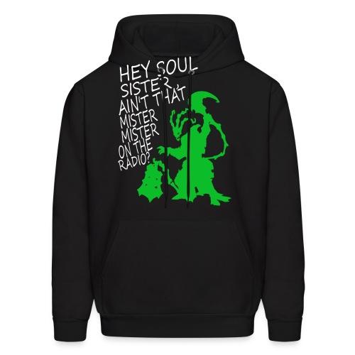 Hey Soul Sister  - Thresh Hoodie - Men's Hoodie