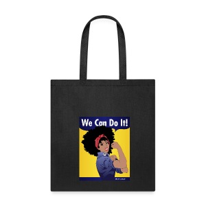 Naturally Revolutionary tote - Tote Bag