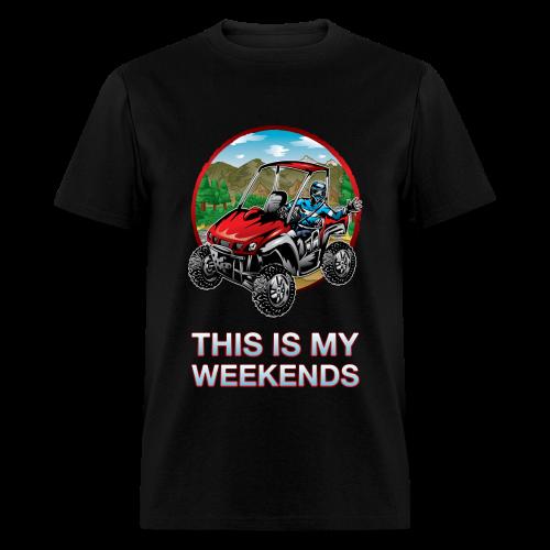 UTV Weekend Waver - Men's T-Shirt