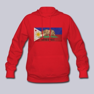 Filipino Republic California Flag - Women's Hoodie