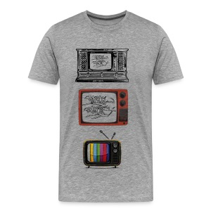 Another Television Tee - Men's Premium T-Shirt