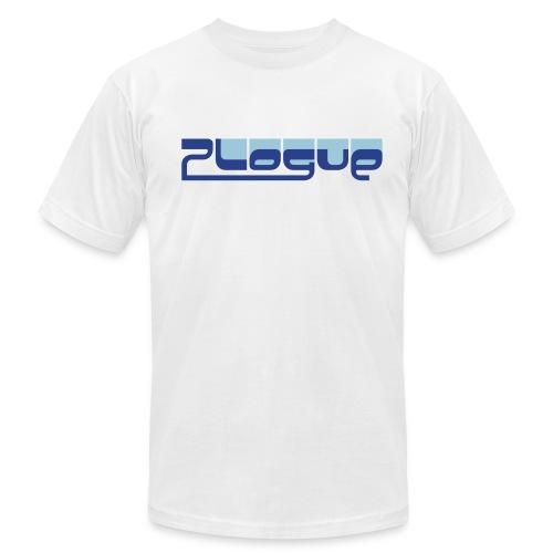 Plogue Logo Tee - Mens (White) - Men's Fine Jersey T-Shirt