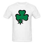 T-Shirts ~ Men's T-Shirt ~ SPURS - ST. PATRICKS DAY