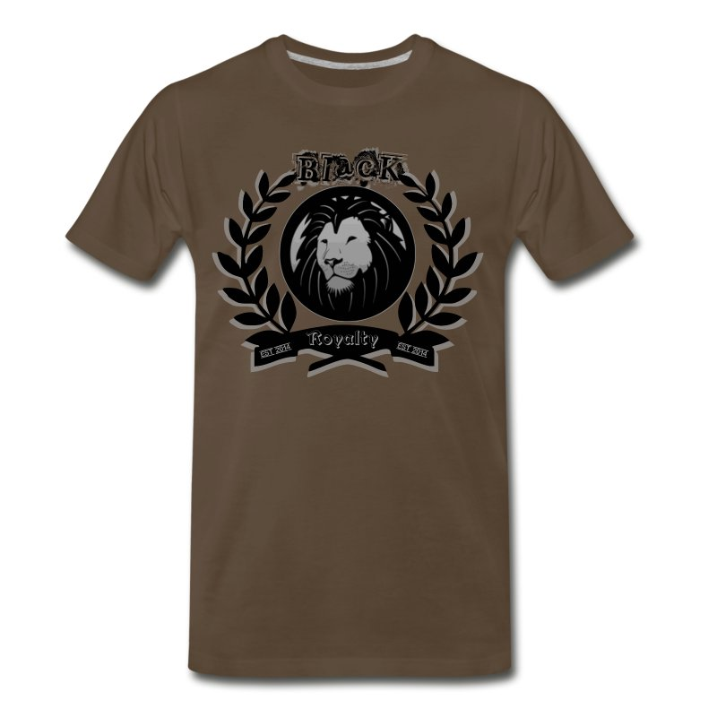 Lion Head And Reef Royalty T Shirt Spreadshirt
