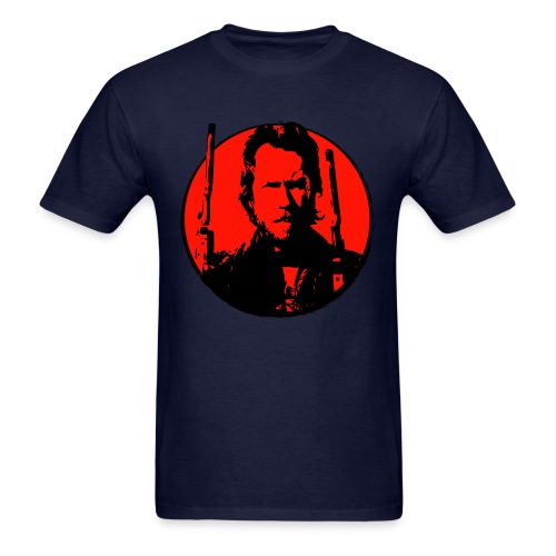 Outlaw Red - Men's T-Shirt
