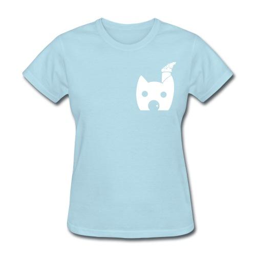 Cat House - Women's T-Shirt