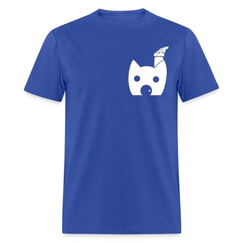 Cat House - Men's T-Shirt
