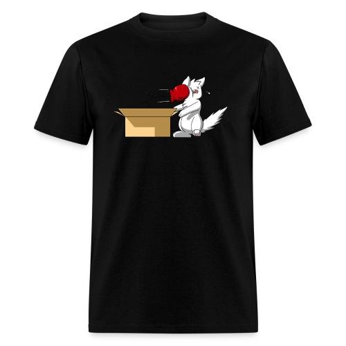 Curious Cats - Men's T-Shirt