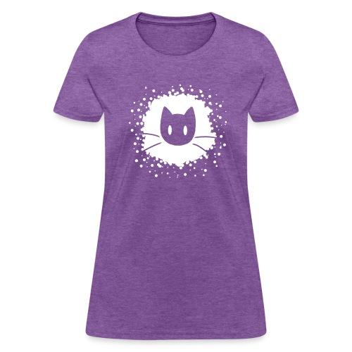 Abstract Cat Logo - Women's T-Shirt