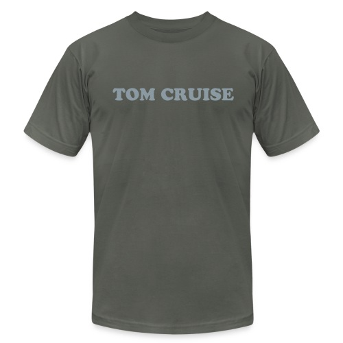 Tom Cruise - Silver Screen Sparkle - Men's Fine Jersey T-Shirt