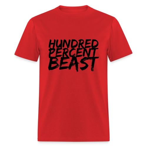 Speechless Beast - Men's T-Shirt