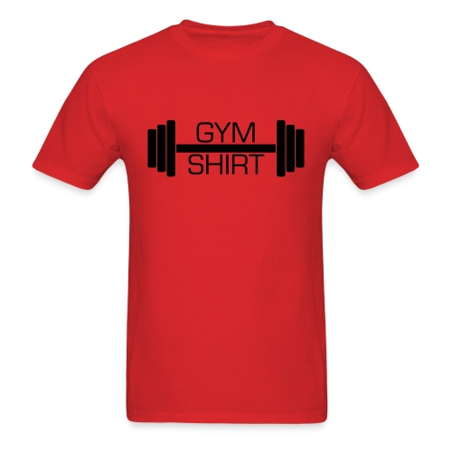 GYM Shirt - Men's T-Shirt