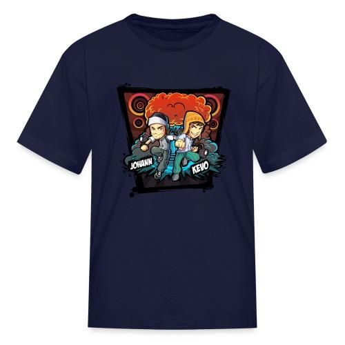 Johann y Kevo - POLO NIÑO/A - Kids' T-Shirt