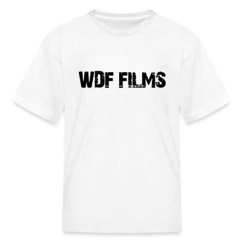 WDF FILMS Logo1 - POLO NIÑO/A - Kids' T-Shirt