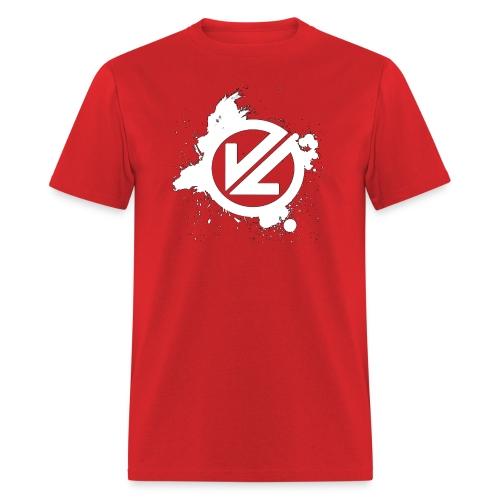 The Original w/Red - Men's T-Shirt