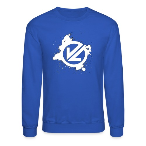 The Original Crewneck w/Blue  - Crewneck Sweatshirt