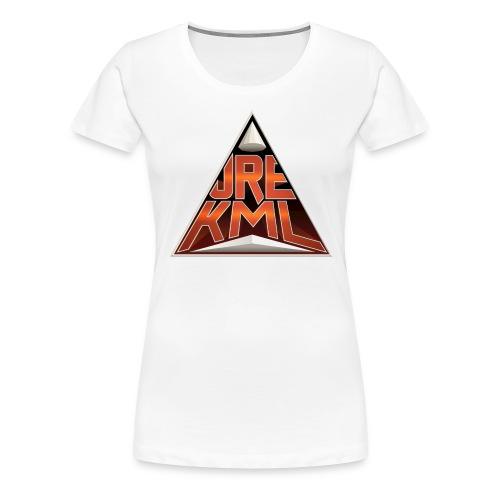 JREKML Logo Shirt - Women's Premium T-Shirt
