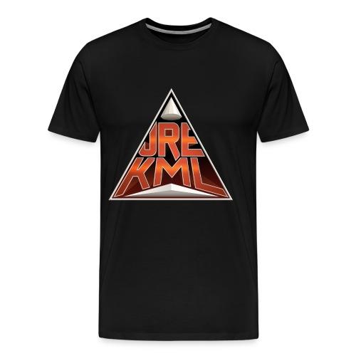 JREKML Logo Shirt - Men's Premium T-Shirt