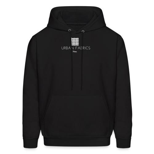 Urban Fabrics (WHT) - Men's Hoodie