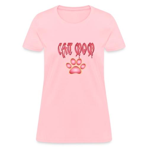 Cat Mom - Women's T-Shirt