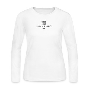 Urban Fabrics (BK) - Women's Long Sleeve Jersey T-Shirt