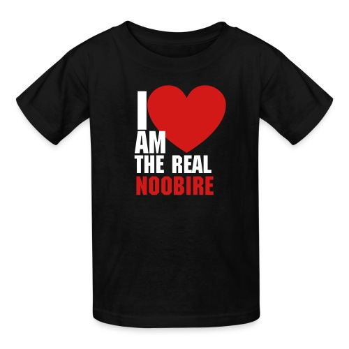 I Am The Real Noobire - Kids' T-Shirt