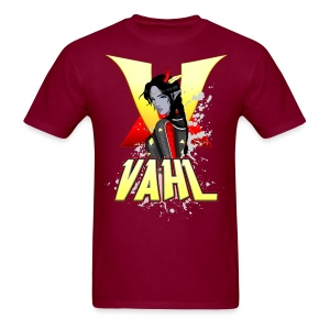 Vahl V - Cel Shaded - M T-shirt - Men's T-Shirt
