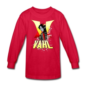 Vahl V - Cel Shaded - K Long Sleeve T - Kids' Long Sleeve T-Shirt