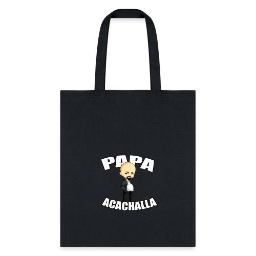 Papa Acachalla Bag - Tote Bag