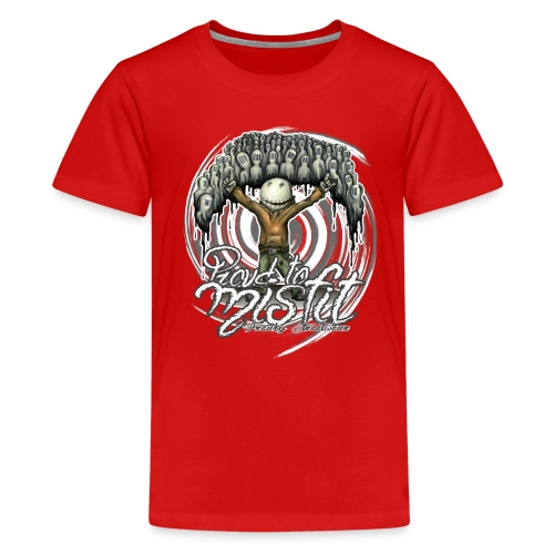 proud to misfit - Kids' Premium T-Shirt
