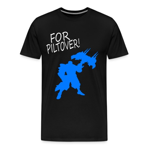 For Piltover - Jayce Mens - Men's Premium T-Shirt