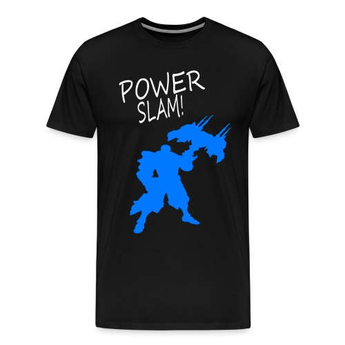 Power Slam! - Jayce Mens - Men's Premium T-Shirt