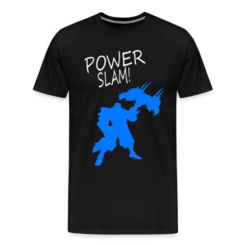 Power Slam! - Jayce Mens - Men's Premium T-Shirt