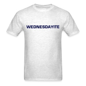 WEDNESDAYITE - Men's T-Shirt