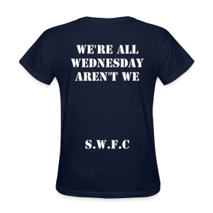 WAWAW SHEFFIELD WEDNESDAY T-SHIRT - Women's T-Shirt