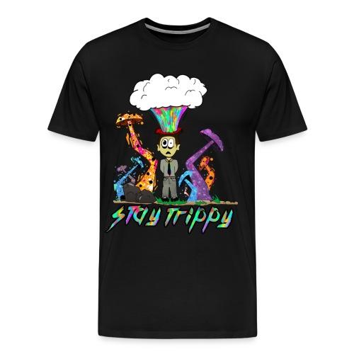 Stay Trippy - Men's Premium T-Shirt