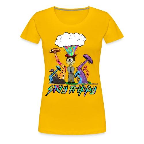 Stay Trippy - Women's Premium T-Shirt