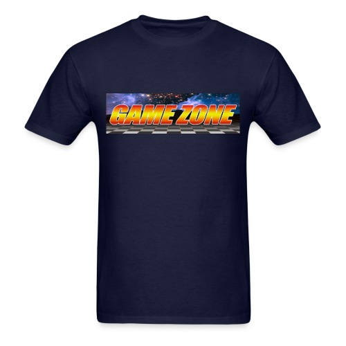 The Game Zone Marquee - Men's T-Shirt