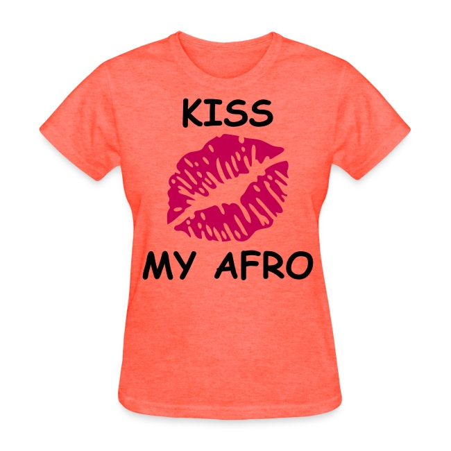 Kiss my Afro