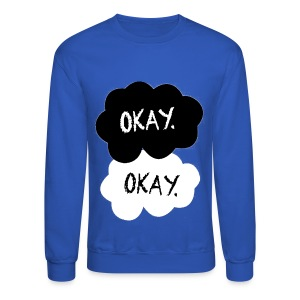 The Fault in our Stars - Okay? Okay. - Crewneck Sweatshirt