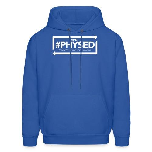 Team #PhysEd Hoodie - Men's Hoodie