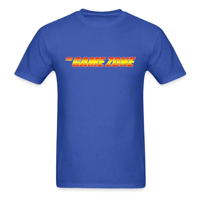 The Game Zone Logo - Men's T-Shirt