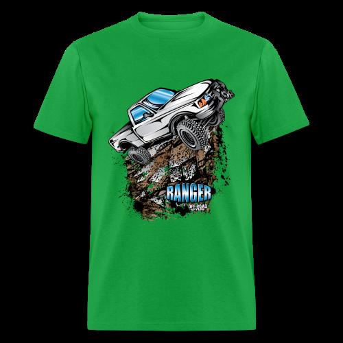 White Ford Ranger - Men's T-Shirt