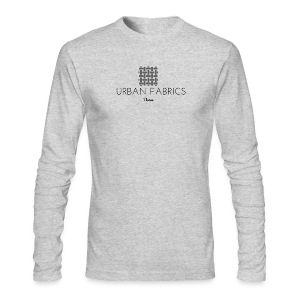 Urban Fabrics (BK) - Men's Long Sleeve T-Shirt by Next Level