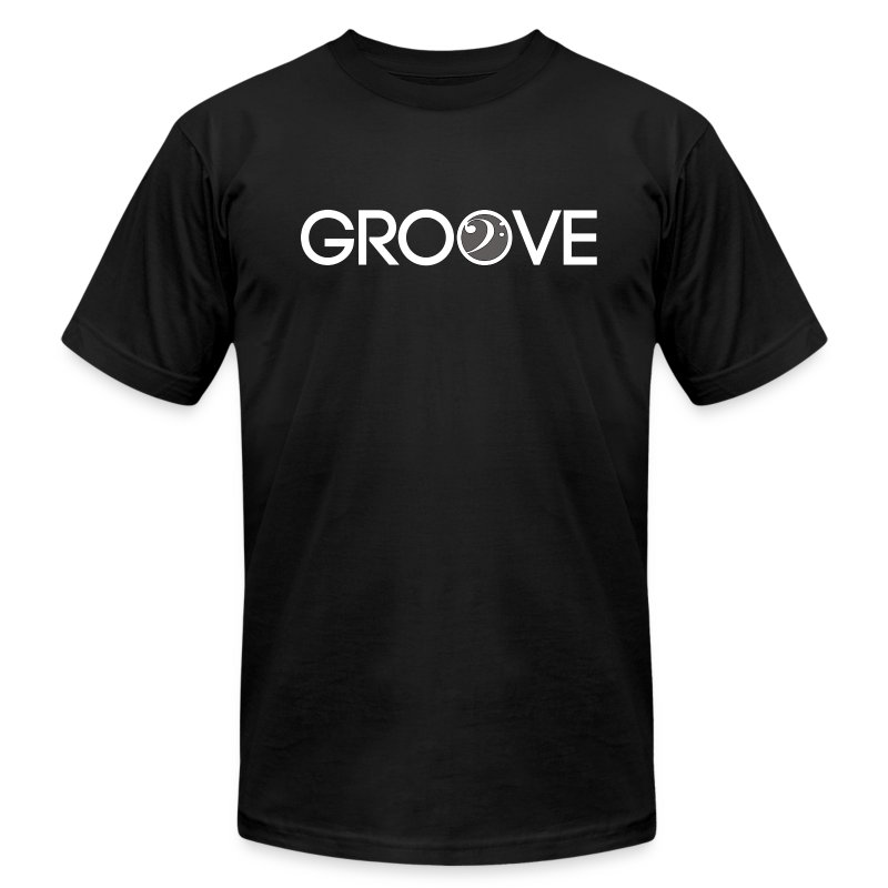 GROOVE: 1st Gen - Men's T-Shirt by American Apparel
