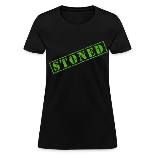 Stoned - Women's T-Shirt