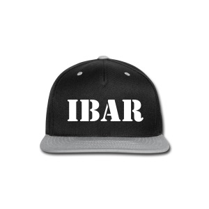 IBAR Snap Back Cap - Snap-back Baseball Cap