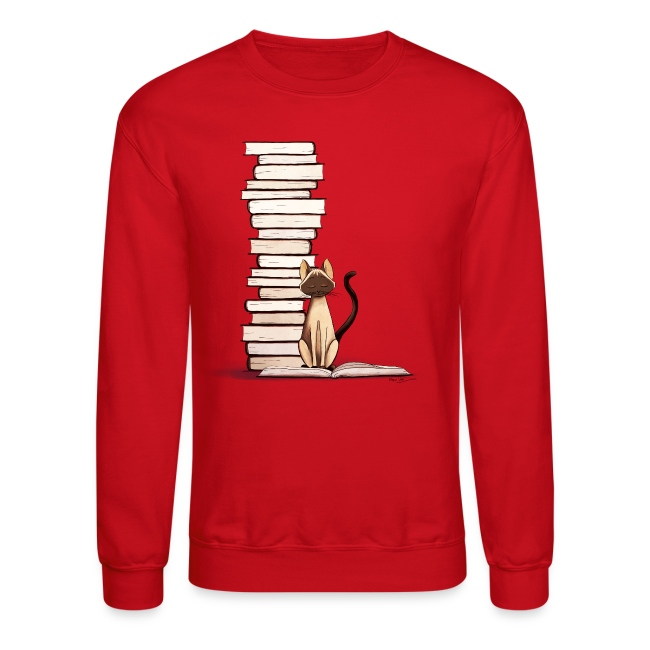 The Reader II Sweater