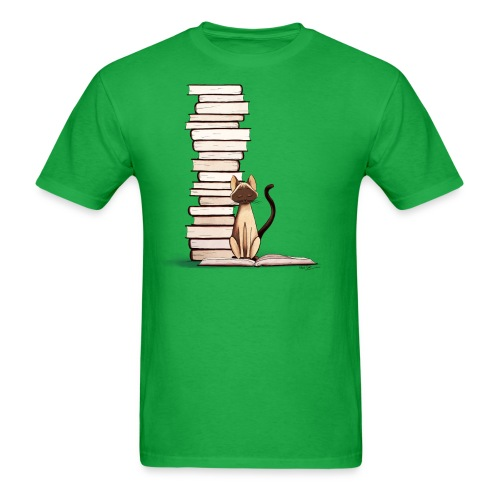 The Reader II Classic Tee - Men's T-Shirt