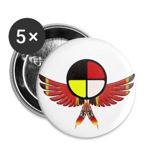 Medicine Wheel - Small Buttons